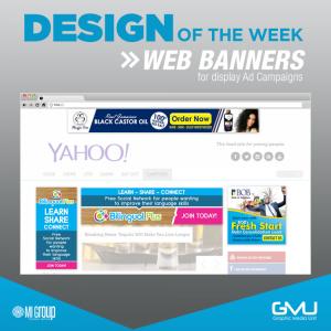 Web Banners - Graphic Media Unit - My Deals Today Santa Marta