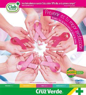 Únete a la lucha contra el cáncer de mama en Club Cruz Verde - My Deals Today Santa Marta